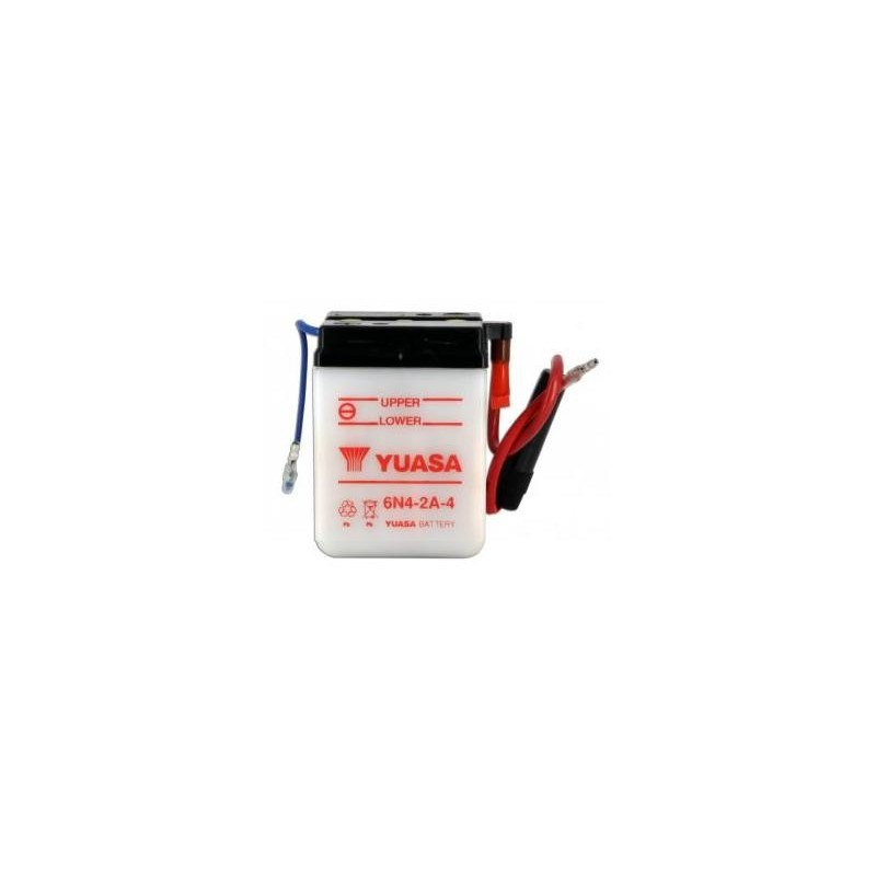 Battery YUASA type 6N4-2A-4