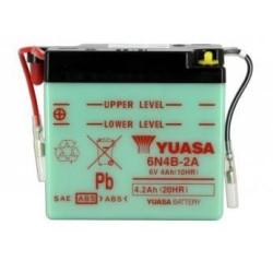 Batterie YUASA type 6N4B-2A