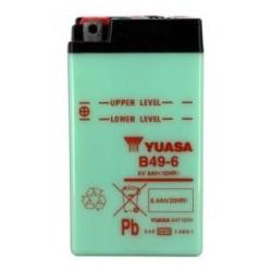 Battery YUASA type B49-6