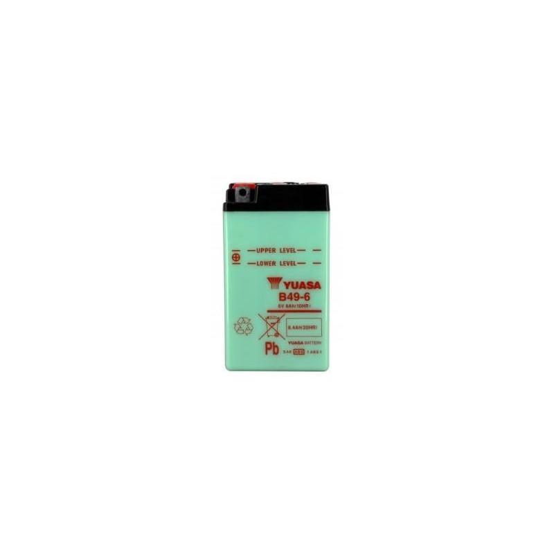 Batterie YUASA type B49-6