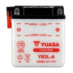 Battery YUASA type YB3L-A