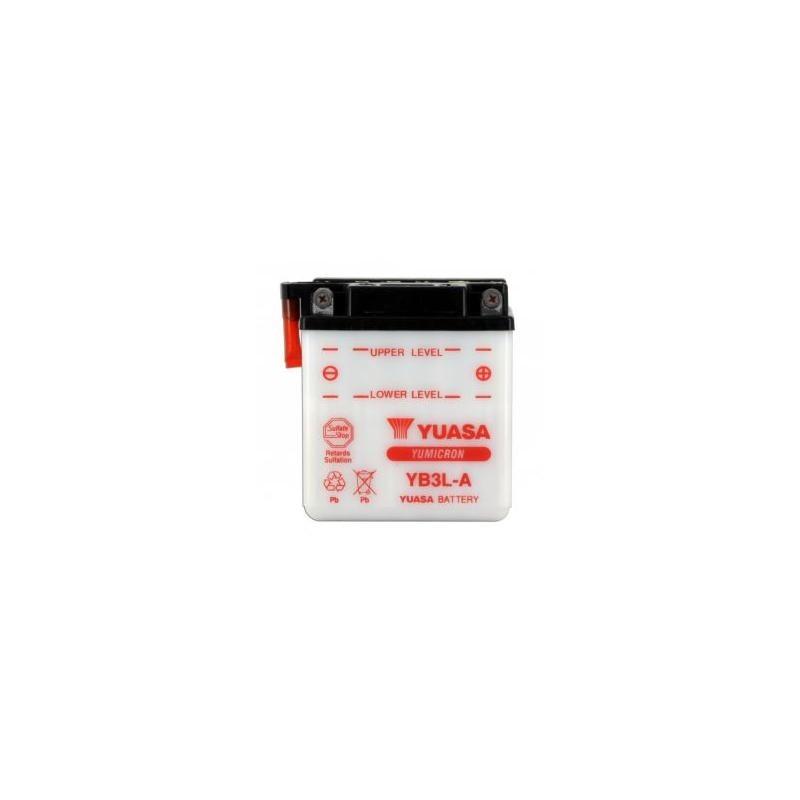 Batterie YUASA type YB3L-A