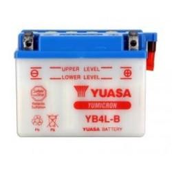 Battery YUASA type YB4L-B
