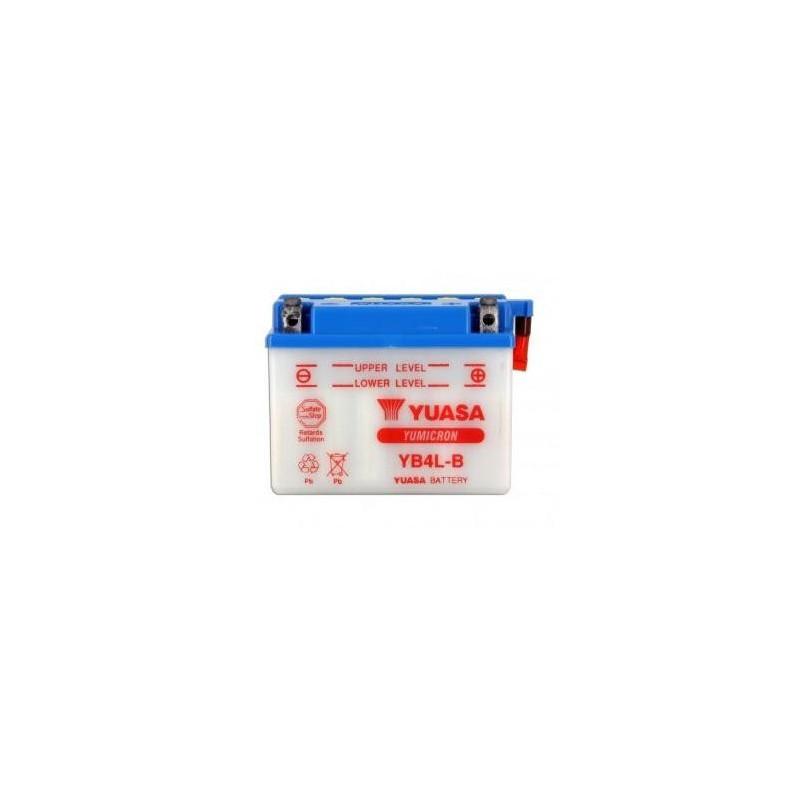 Batterie YUASA type YB4L-B
