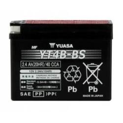 Batterie YUASA type YT4B-BS