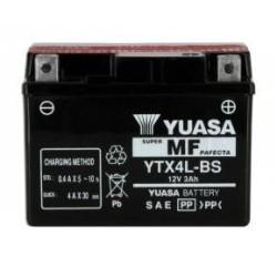Batterie YUASA type YTX4L-BS