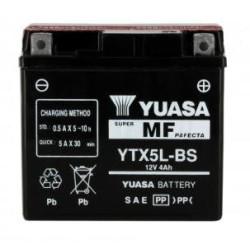 Batterie YUASA type YTX5L-BS AGM