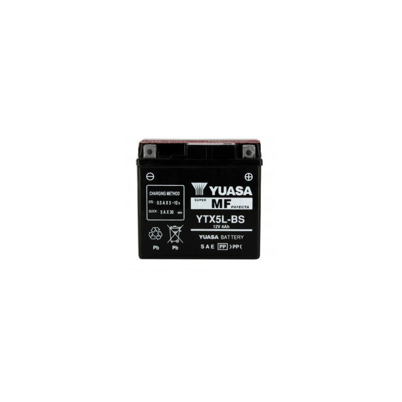 Battery YUASA type YTX5L-BS