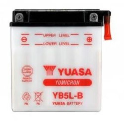 Battery YUASA type YB5L-B