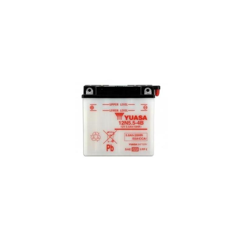 Battery YUASA type 12N5.5-4B