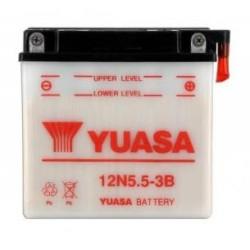 Battery YUASA type 12N5.5-3B