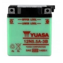 Batterie YUASA type 12N5.5A-3B