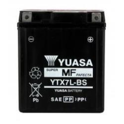 Batterie YUASA type YTX7L-BS