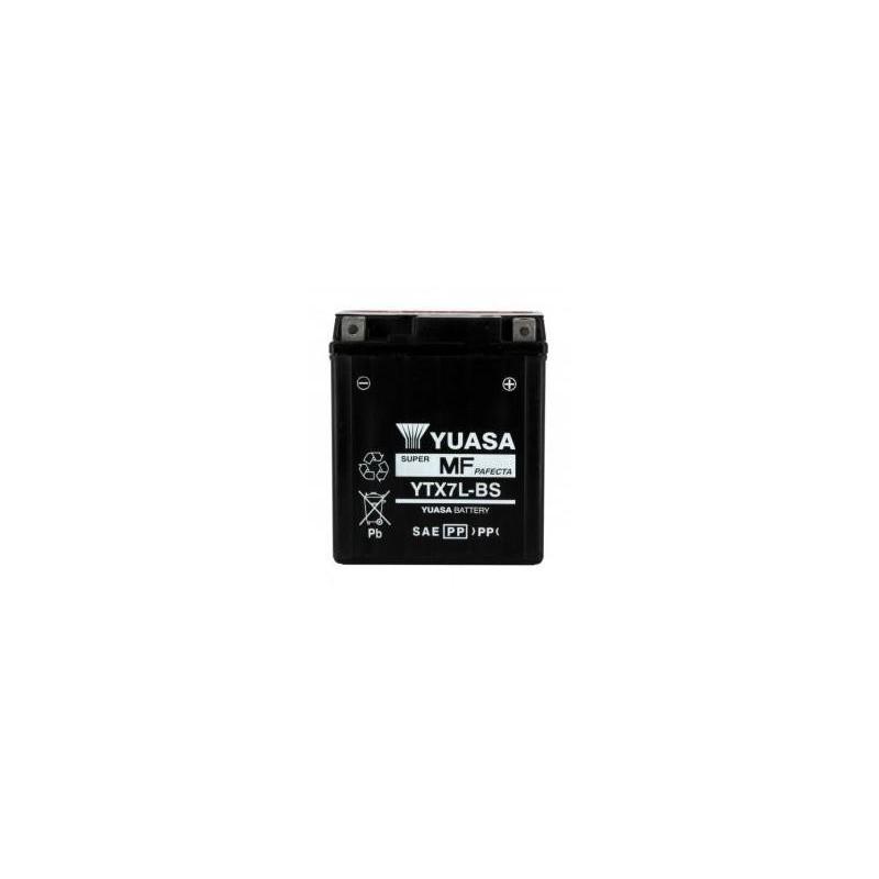 Battery YUASA type YTX7L-BS