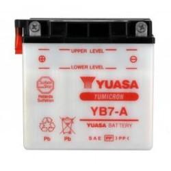 Battery YUASA type YB7-A