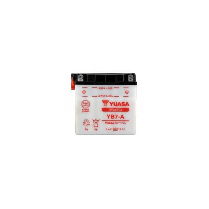 Batterie YUASA type YB7-A