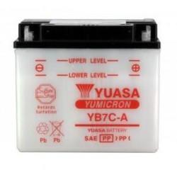 Batterie YUASA type YB7C-A
