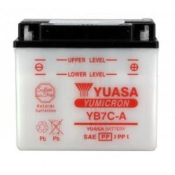 Battery YUASA type YB7C-A