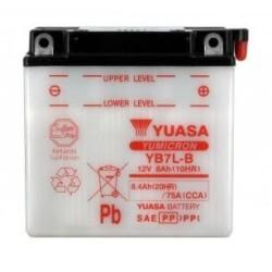 Battery YUASA type YB7L-B