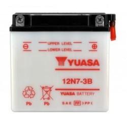 Battery YUASA type 12N7-3B