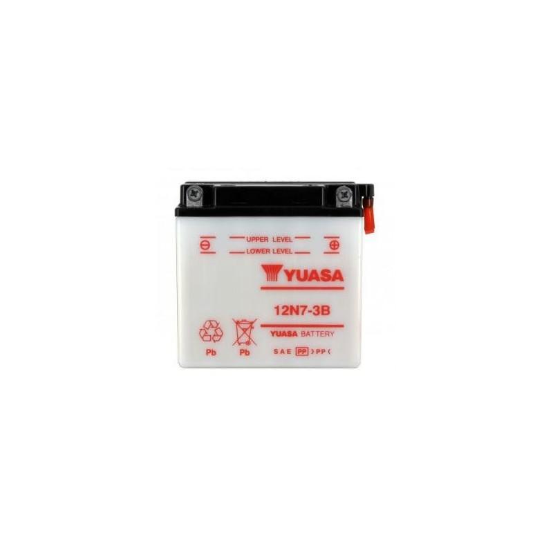 Batterie YUASA type 12N7-3B