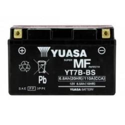 Batterie YUASA type YT7B-BS AGM