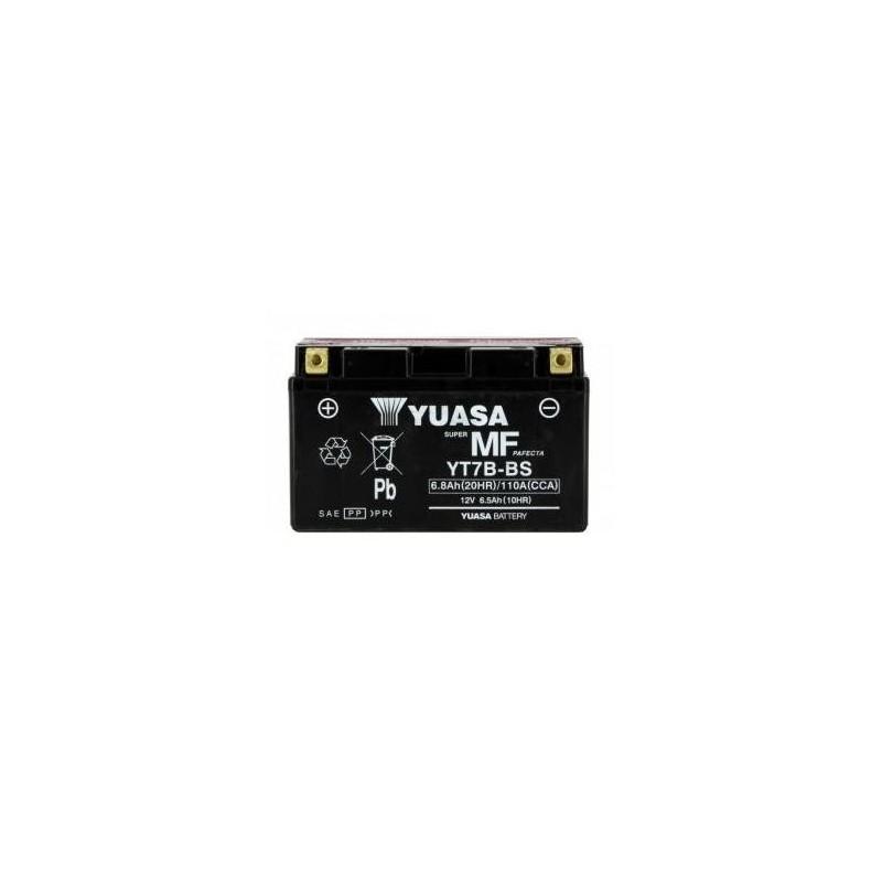 Batterie YUASA type YT7B-BS
