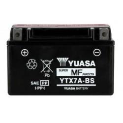 Battery YUASA type YTX7A-BS AGM