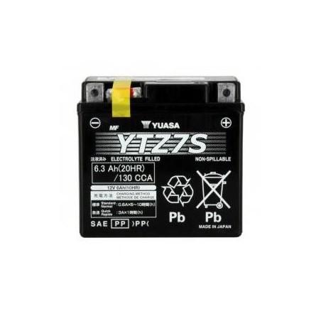 Batterie YUASA type YTZ7-S