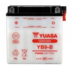 Battery YUASA type YB9-B