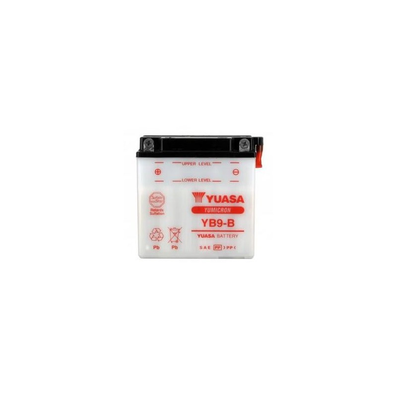Batterie YUASA type YB9-B