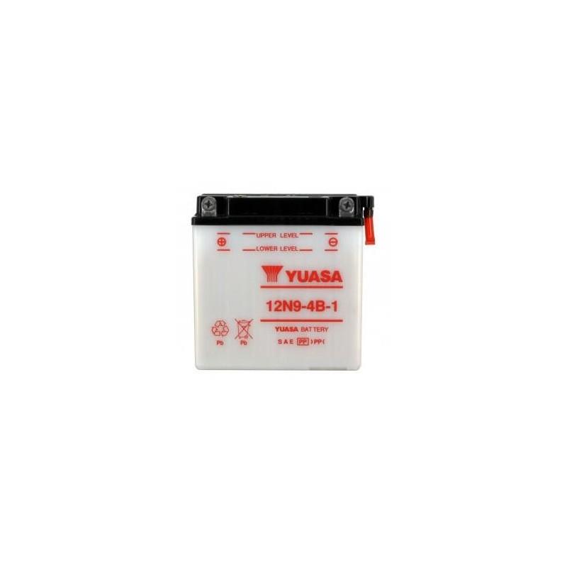 Battery YUASA type 12N9-4B-1