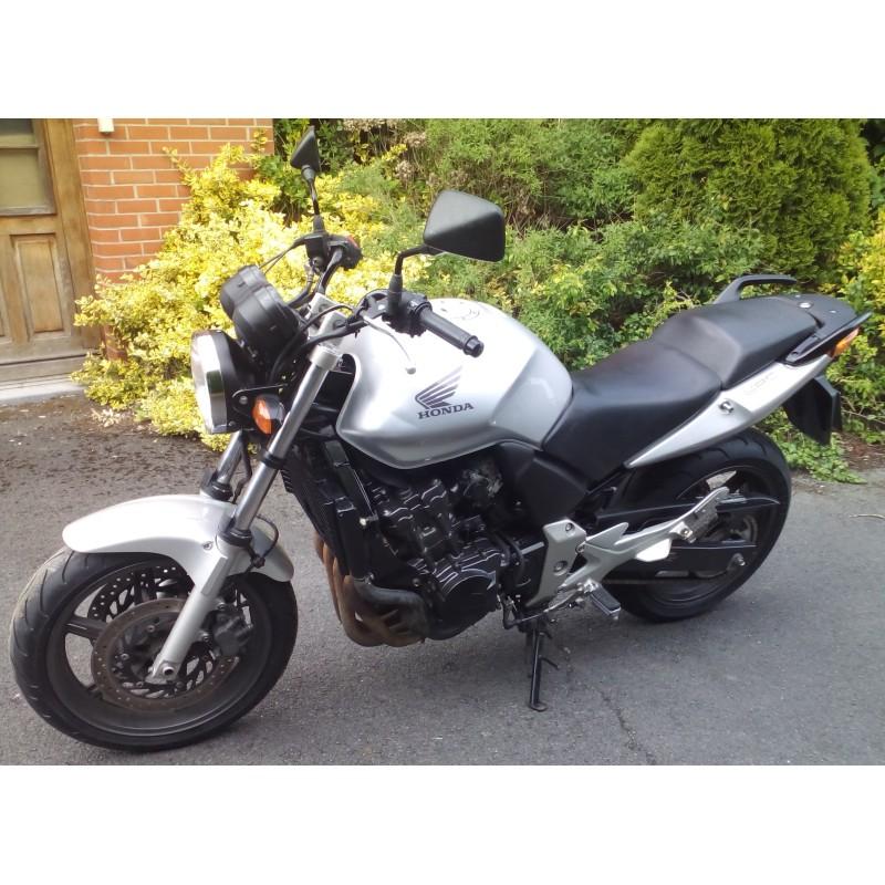 HONDA 600 CBF2005