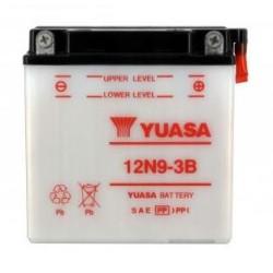 Batterie YUASA type 12N9-3B