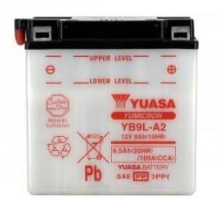 Batterie YUASA type YB9L-A2