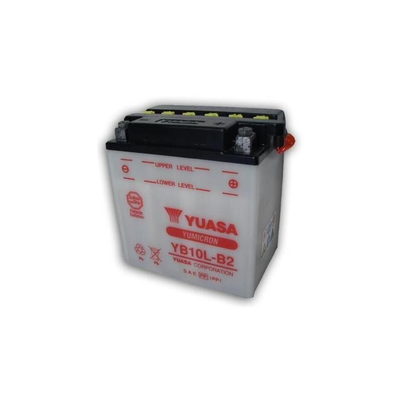 Batterie YUASA type YB10L-B2