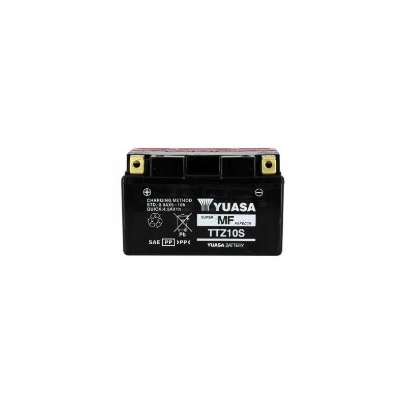 Batterie YUASA type TTZ10-S