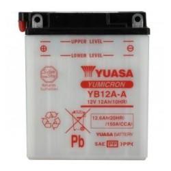 Batterie YUASA type YB12A-A