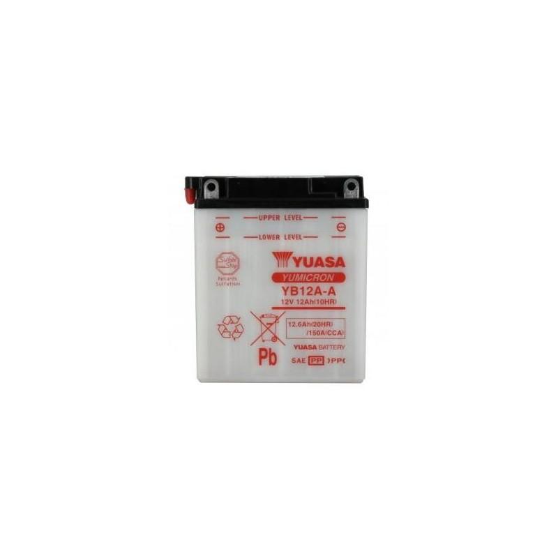 Battery YUASA type YB12A-A