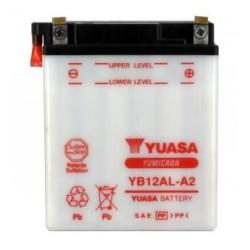 Batterie YUASA type YB12AL-A2