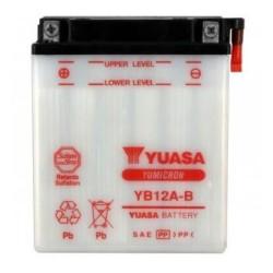 Batterie YUASA type YB12A-B