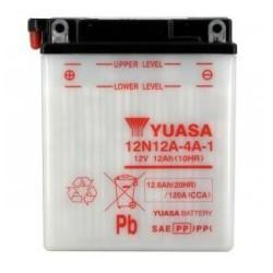 Battery YUASA type 12N12A-4A-1