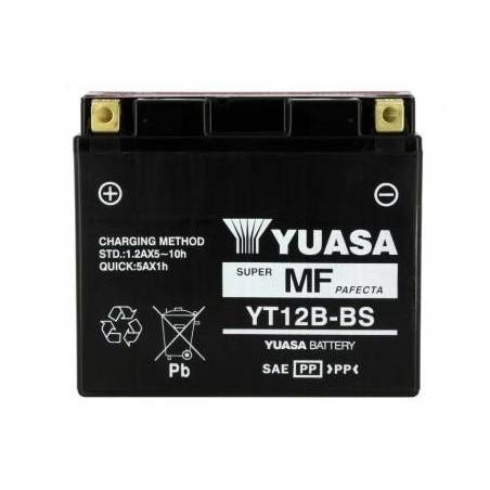 Batterie YUASA type YT12B-BS