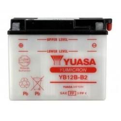 Batterie YUASA type YB12B-B2