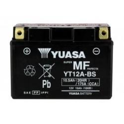 Battery YUASA type YT12A-BS