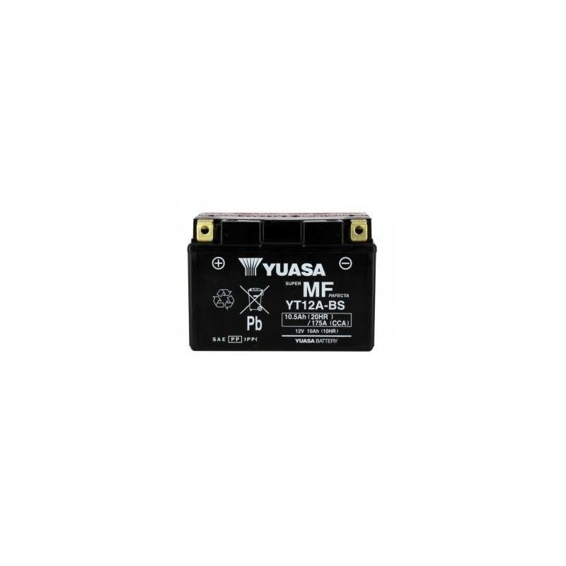 Batterie YUASA type YT12A-BS