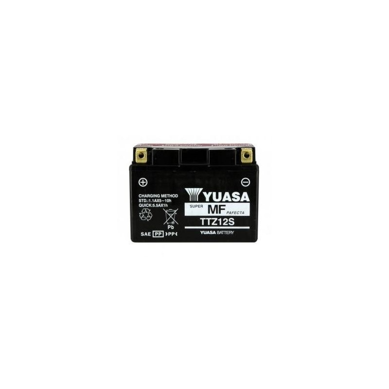 Batterie YUASA type TTZ12-S