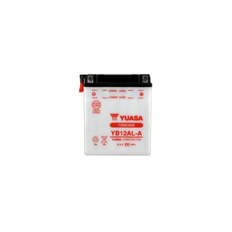 Batterie YUASA type YB12AL-A