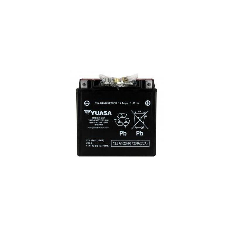 Batterie YUASA type YTX14L-BS