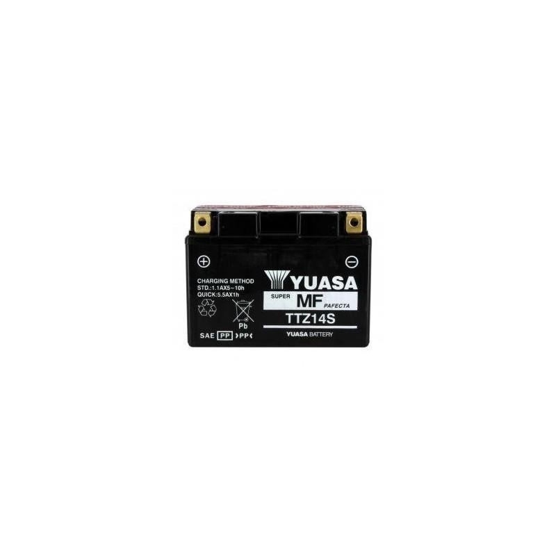 Batterie YUASA type TTZ14-S